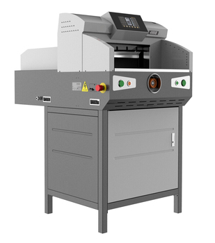 National Standard Drafter boway 490mm electrical programmed paper cutter machine