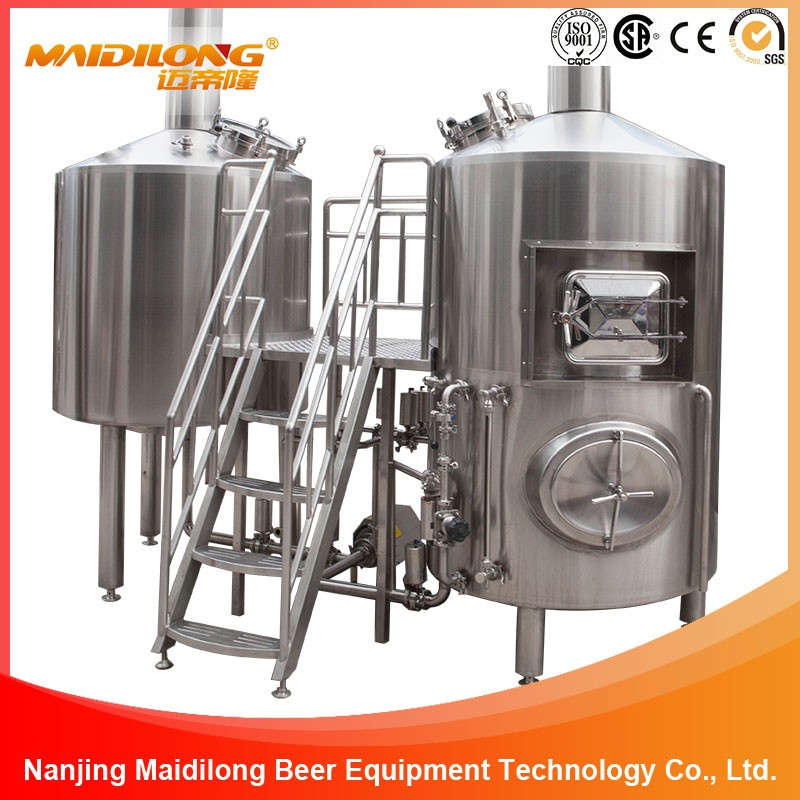 300L home brewing beer craft mash tun commercial beer brewery equipment