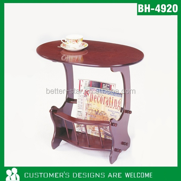 <strong>Wooden</strong> Newspaper Rack, Office Furniture Newspaper Rack, Hotel Newspaper Rack