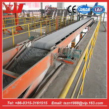 Best price fully automatic 50kg bags loading conveyor for truck in cement plant