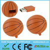 Sport equipment shape usb flash drives basketball usb