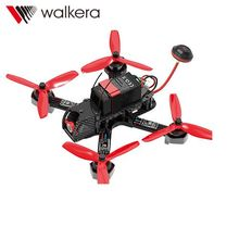 Walkera Furious 215 Racing Drone with FPV DEVO 7 Remote Controller RTF
