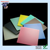 Clear and color gpps/acrylic plastic sheets with different size