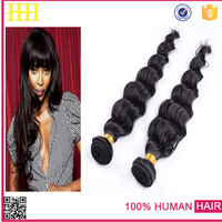 wholesale high quality brazilian remy virgin hair weave multi-colored braiding hair
