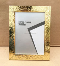 "PS 5x7"" photo frame, Silver/Gold frame, Environmental plastic frame craft"