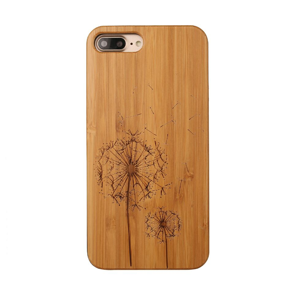 China Shenzhen Factory Wholesale Cell Phone Case Blank Wood Phone Case for iPhone 7