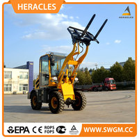 2015 new product tractor made in china loaders for sale in farming machine with pallet loader