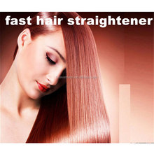 ceramic hair comb / ceramic hair straightener brush hair styling iron