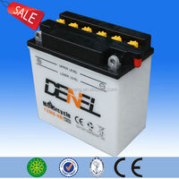 GOOD QUALITY! LEAD ACID BATTERY FOR QIANJIANG MOTOR 12V 9AH 12N9-4B