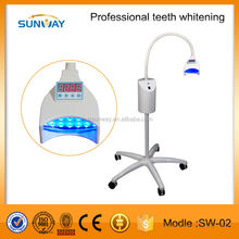 Ail express dental teeth bleaching whitening lamp led teeth whitening lamp