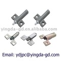 Plastic or zinc alloy cabinet/door controls