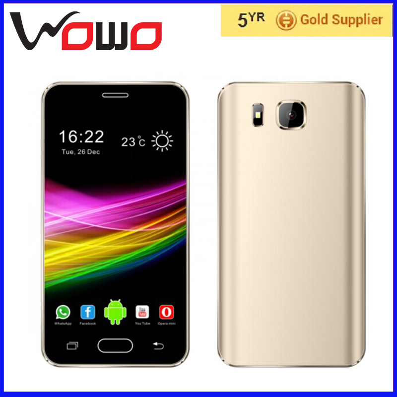 G11 4.0 inch smartphone android 4.4 mtk6515 smart phone 256mb RAM 512mb ROM mobile phone