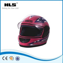 Women Full Face Injected New Material ABS PP Shell Motorcycle Safety Helmet