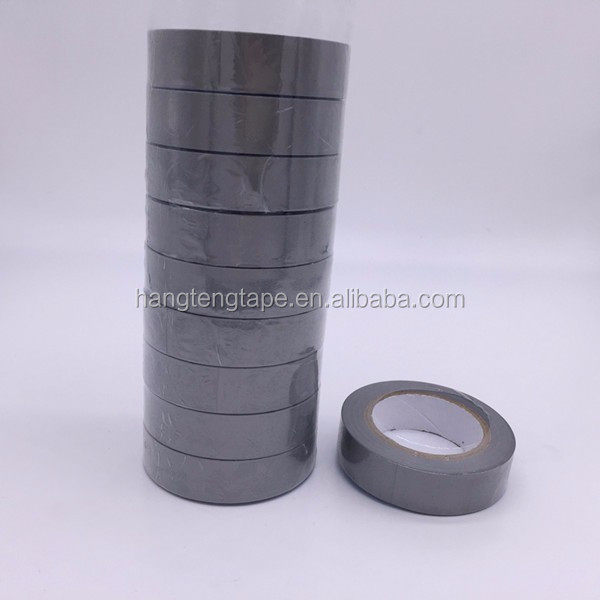 High Voltage Application Insulation Film Type PVC Electrical Tape