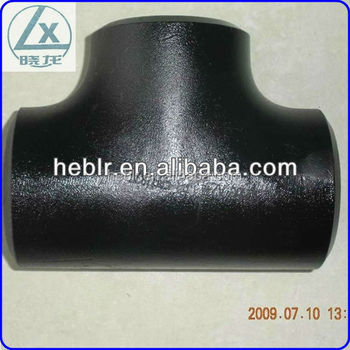 ASME B16.9 MS Pipe Tee