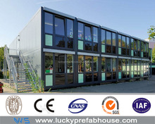steel prefabricated apartment building prefab