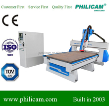 Auto tool change CNC Router for furniture/cnc wood router with linear ATC