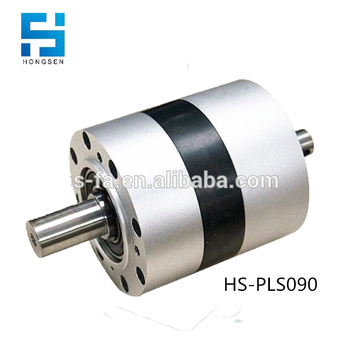 HS-PLS090 high torque planetary gearbox for servomotot