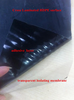 1.2 mm Thickness High Tensile Self-Adhesive Waterproof Membrane for Roof /Basement /Garage /Underground /Underlay Felt (ISO)