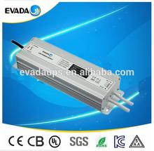 EDV-12150KA-C CE ROHS 100W 12V 2.5A IP67 Led Power Supply for led strip light
