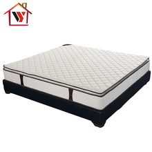 Cheap Price Super Ultra Luxury mattress eurotop pocket spring