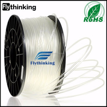 High Elasticity Multiple Color ABS PLA 3D Printer Filament 1 KG Per Roll