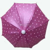 factory custom wholesale umbrella doll accessories