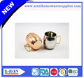 Stainless steel tube cup copper mug manufacturer moscow mule copper mug