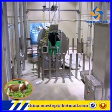 Cow Slaughter Assembly Line/Equipment Machinery for Beef Steak Slice Chops