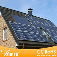 Customized high quality 1500W to 15KW solar energy system price
