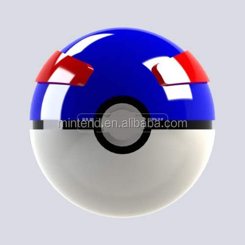 portable mobile quick charge pokemon power bank 60000mah with led