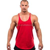 Wholesale Plain Gym Stringer Men S