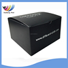 Customized Folding Black Snapback Hat Packaging