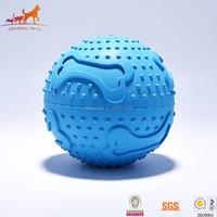 Dog Fetch Squeaky Toys Ball Throw Free Samples