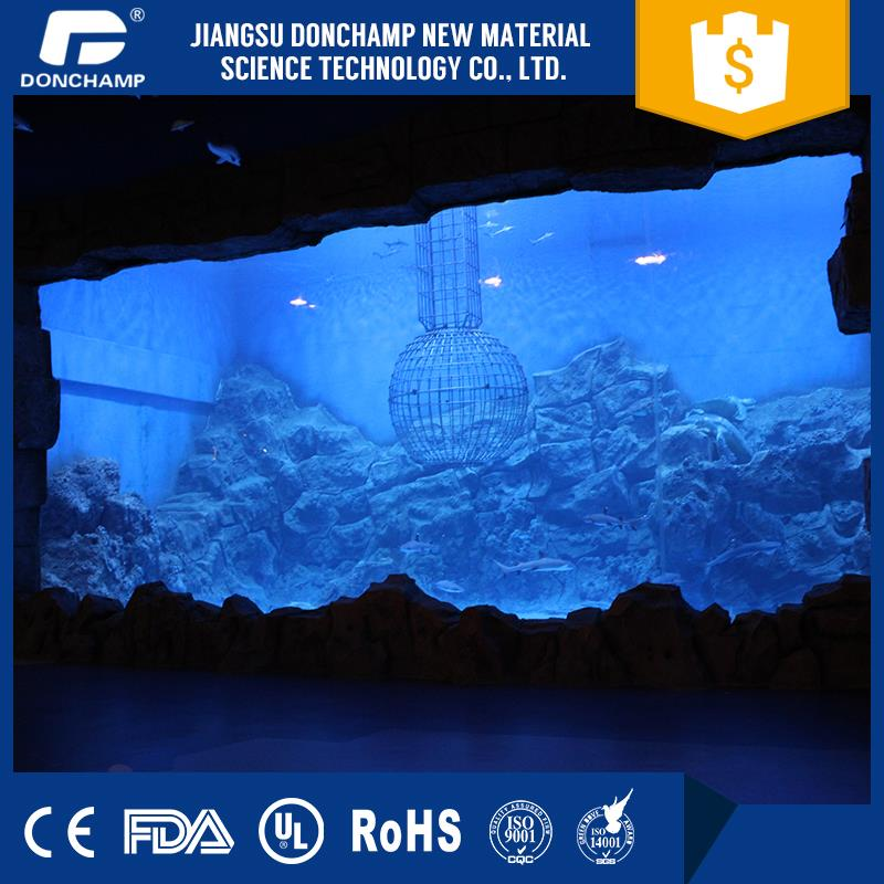 High quality aquarium fish for sale plexiglass cylinders jellyfish tank from factory directly