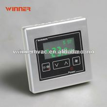 Air Conditioner Room Thermostat, Applicable for Euro Power Unit, with 220V/AC 50/60Hz Power Supply