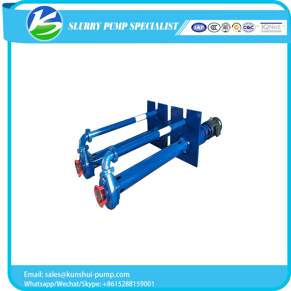 Low Price ammonia liquid vertical slurry pump Fast Delivery