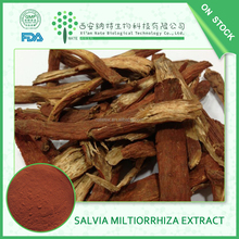 Buy Wholesale Direct From China high quality salvia miltiorrhiza p.e. 20%