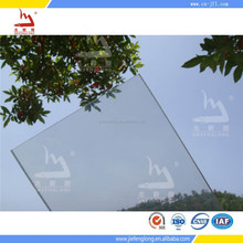 Bayer polycarbonate solid sheet with uv coat from TAIZHOU JIEFENGLONG