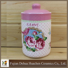 2015wholesale cheap ceramic water canister