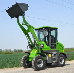 1.2tons china mini wheel loader YFL12 best quality for sale