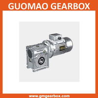 Nmrv/rv Aluminium Worm Reducer Gearbox With Ac Or Dc Motor
