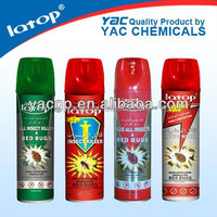 aerosol crawling insect killer/household pesticide spray/china aerosol insecticide