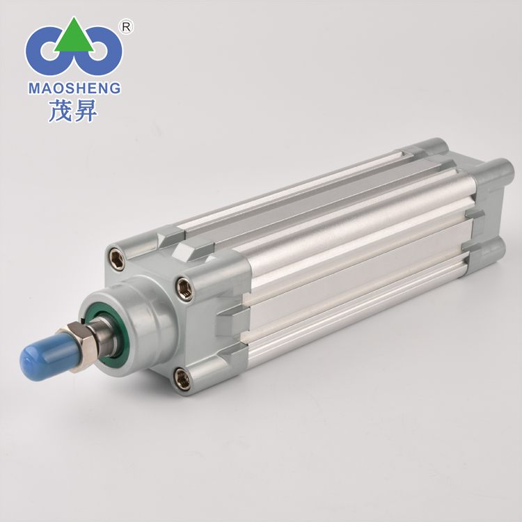 Small Pneumatic Components Piston Cylinder with ISO6431 Standard