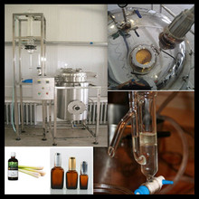 Tea Tree essential oil distillation equipment and Extraction Mill