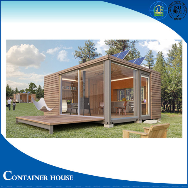 Luxury 20ft container home for accommodation