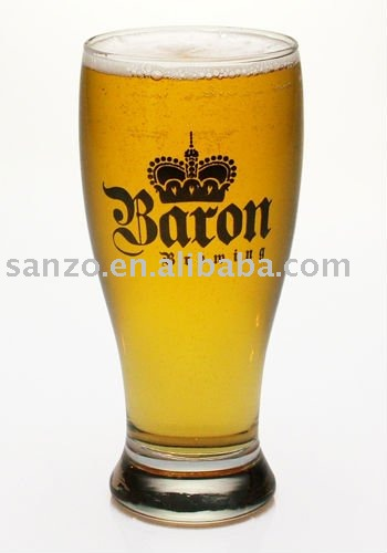 led beer glass/beer glass cup