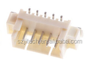 1.25mm pitch wire to board header molex 53398 series 5 pin connector 53398-0571 vertical application signal wire to board