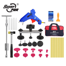 Super PDR Best Selling Tools---dent puller and silver slide hammer for repairing the dent on the car body car repair tools