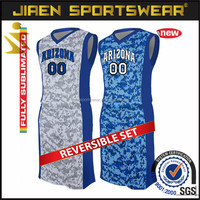 2016 dry fit cheap reversible basketball jersey sublimated reversible basketball jerseys sky blue basketball jersey